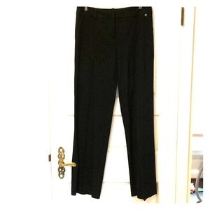 Trina Turk Black Dress Pants